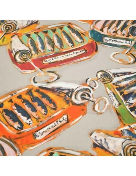 Les Sardines en boite - Collection Patrick Plattier