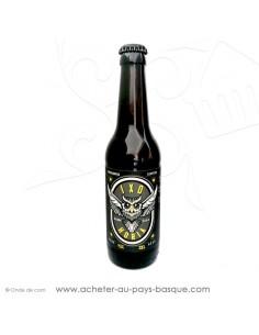 Bière Basque artisanale IXO Blonde Horia 4.5% 33cl - Egiazki spécialiste spiritueux liqueurs et alcools basques