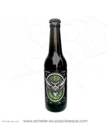 Bière Basque artisanale ici la IPA India Pale Ale 5,5 % 33cl - Egiazki spécialiste spiritueux liqueurs et alcools basques