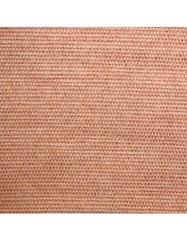 Toile polyester Ralph rose Thévenon  tissus ameublement résistant 65000 t - Réfection fauteuil canapé sac - biarritz