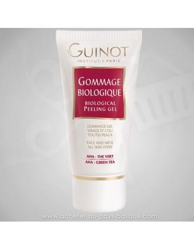Gommage biologique Guinot Paris - Kroll Institut de Beauté Biarritz en vente - acheter produit guinot