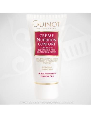 Crème nutrition confort Guinot Paris - Kroll Institut de Beauté Biarritz Beaurivage en vente