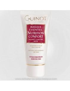Masque essentiel nutrition confort Guinot - Kroll Institut de Beauté Biarritz beaurivage - acheter produits guinot