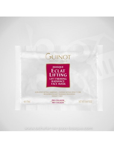 Masque éclat lifting Guinot Paris - Kroll Institut de Beauté Biarritz beaurivage en vente