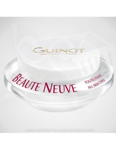 Crème Beauté Neuve de Guinot Paris - Kroll Institut de Beauté Biarritz en vente