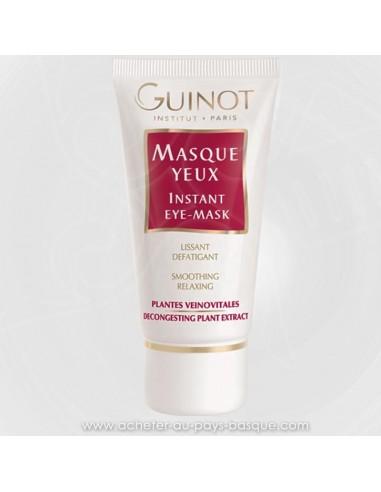 Masque yeux Guinot Paris - Kroll Institut de Beauté Biarritz en vente