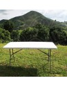 Table pliante  - location avec GS TALOA  Ascain Sébastien Gonzalez - Fête basque chez vous avec acheter au pays basque .com