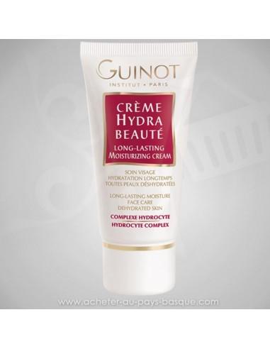 Crème Hydra Beauté Guinot Paris - Kroll Institut de Beauté Biarritz en vente - acheter produits guinot