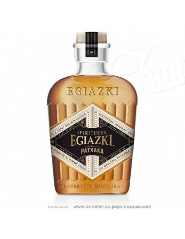 acheter Patxaka egiazki liqueur de pommes sauvages basque apéritif  et digestif vente en ligne