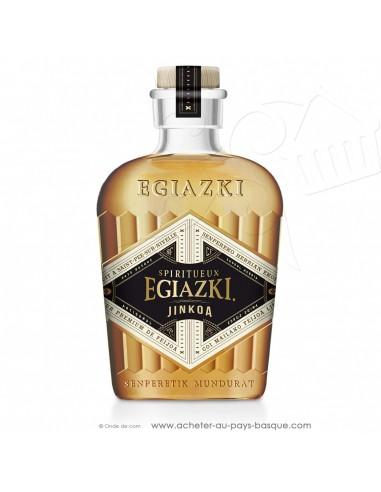 liqueur Goyave 100% tropique Basque : Jinkoa d' Egiazki  douceur divine de Feijoa brésilienne vente en ligne alcool basque