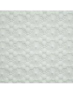 Macramé polyester  - Tissus Habillement Docks Negresse Biarritz en vente