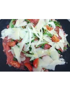 Carpaccio de boeuf - Plats Italiens à emporter - La pasta dell isi