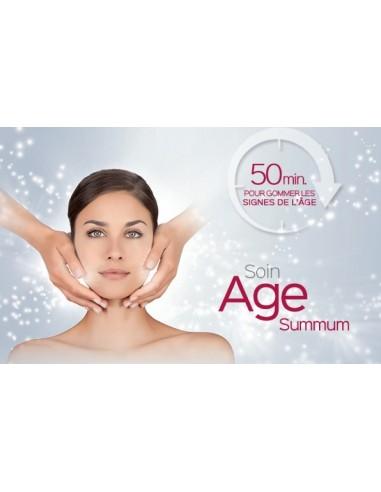 Soin Age Summum Guinot - Kroll Institut de Beauté Biarritz