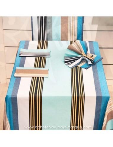 nappe ciboure table maison dussau saint jean de luz. Black Bedroom Furniture Sets. Home Design Ideas