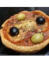 Tarte tomate oignon ind - Plat à emporter - Carlier Traiteur Biarritz