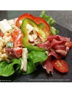 Salade basquaise - Plat basque à emporter Carlier Traiteur Biarritz
