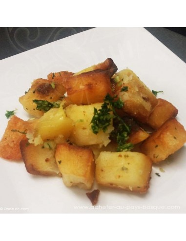 Pommes de terre sautées - Plat à emporter Carlier Traiteur Biarritz
