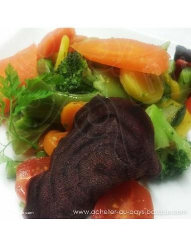 Poêlée de légumes maraîchère - Plat à emporter garniture Carlier Traiteur Halles de Biarritz
