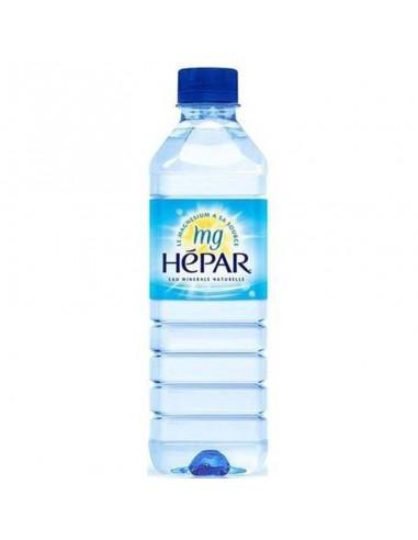 eau minérale hépar - livraison à domicile