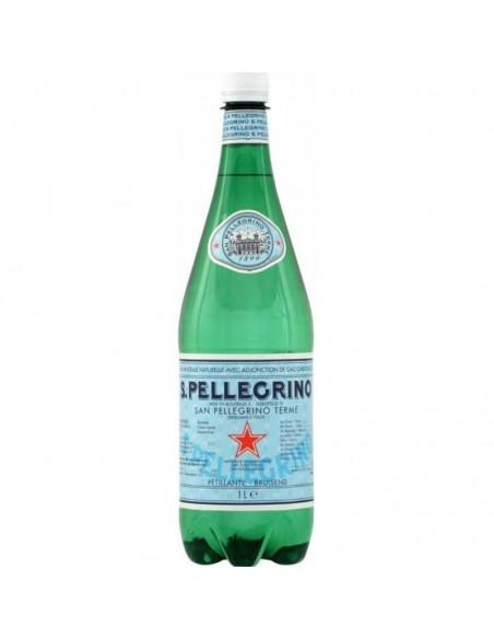 Eau Gazeuse San Pellegrino pack bouteille