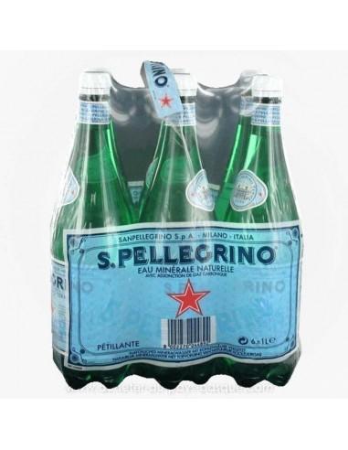 Eau San Pellegrino x 6 - vente en ligne - livraison à domicile