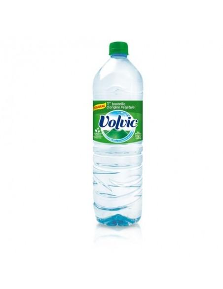 Eau minérale Volvic pack ou bouteille