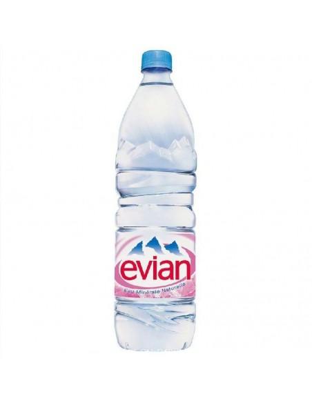 Eau minerale Evian pack ou bouteille