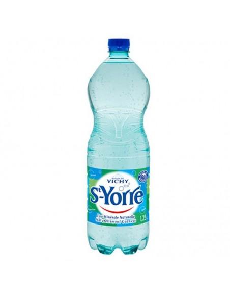 Eau petillante St-Yorre pack ou bouteille