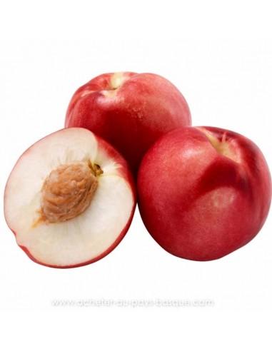 Nectarine Blanche - Brugnon - fruit de saison - achat en ligne - livraison course domicile