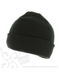 Bonnet B-4100 noir Herman 1874 - Z'heros concept Biarritz - acheter bonnet basque