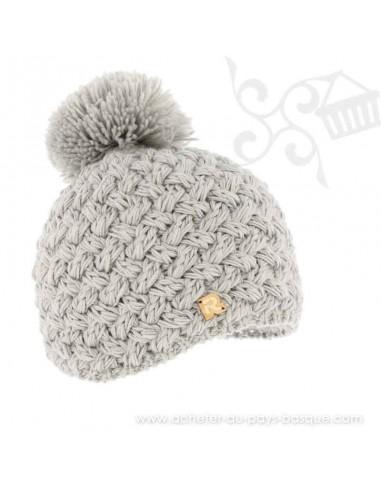 Bonnet perle ICE 8100 Herman 1874 - Z'heros concept Biarritz - acheter bonnet basque