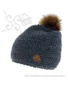 Bonnet bleu ICE 8179 Herman 1874 - Z'heros concept Biarritz - acheter bonnet basque