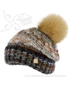Bonnet beige ICE 8517 Herman 1874 - Z'heros concept Biarritz - acheter bonnet basque
