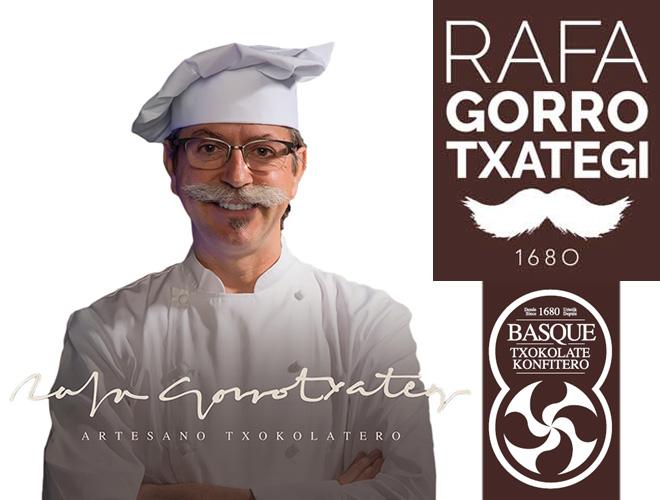 RAFA GORROTXATEGI :Confiserie, pâtisserie, chocolats basques, tourons ou turron, tuiles, panettonet