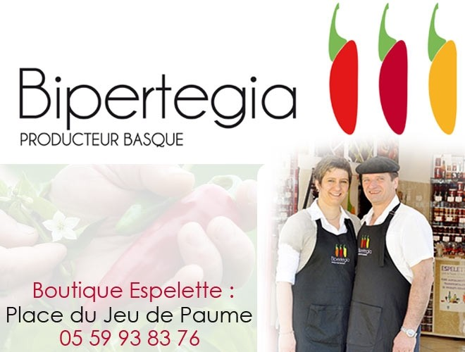 Bipertegia Espelette